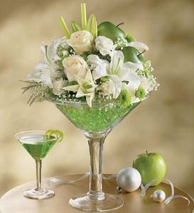 Cosmopolitan Flowers