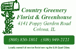 Country Greenery Florist