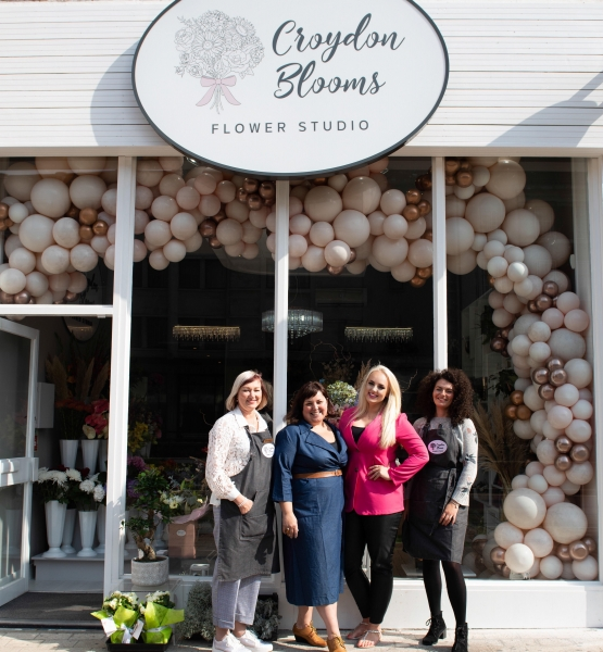 Croydon Blooms