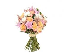 Curcuma And Roses
