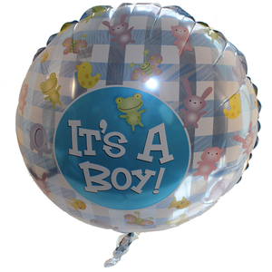 Baby Birth Balloon