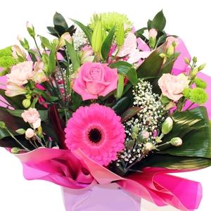 Floral Gift-bag