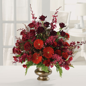 Red Arrangement