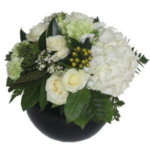 Mordern White Arrangement