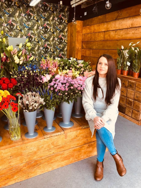 Damson In Bloom