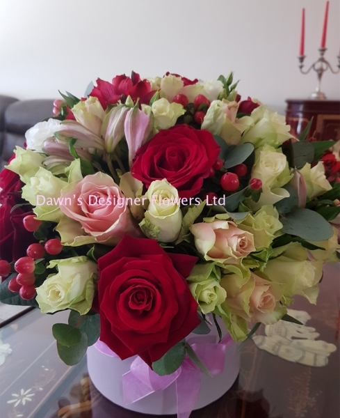 Dawns Designer Flowers