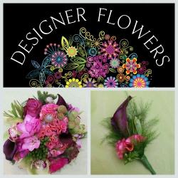 Designer Flowers by Kerry Wedding Flowers