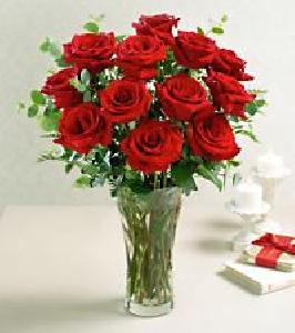 Dozen Long-Stemmed Roses