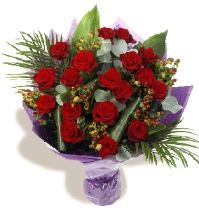 Dozen Quality Red Roses