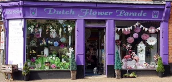 Dutch Flower Parade