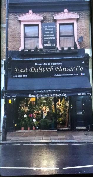 East Dulwich Flower Co LTD