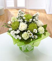 Emerald Wedding Anniversary Bouquet