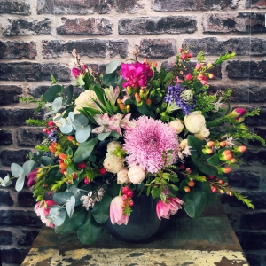 Enchanted, Cyprus Flower Lounge