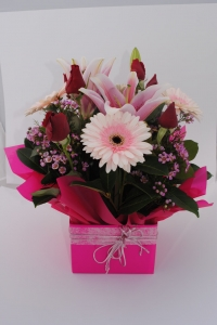Exciting And Vibrant Arrangement
