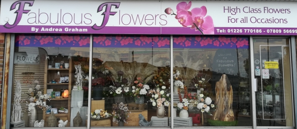 Fabulous Flowers By Andrea Graham
