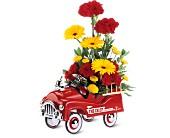 Firetruck Bouquet