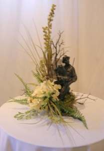 Fisherman Silk Arrangement