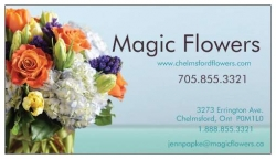 Fleurs Magic Flowers - Chelmsford