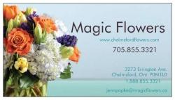 Fleurs Magiques Flowers