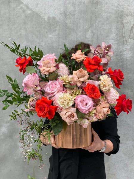 Floral Accent