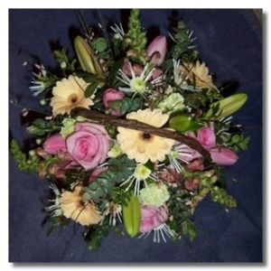 Floral Basket Arrangement...