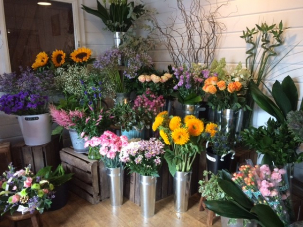 Floral Workroom