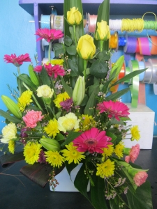 Florist Choice Bright Arrangement