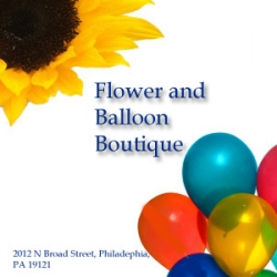 Flower and Balloon Boutique