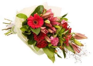 Flower Bouquet Celebration