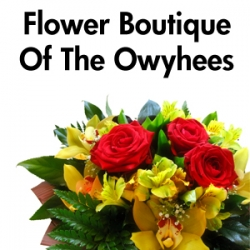 Flower Boutique Of The Owyhees