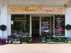 Flower Designs - Worthing