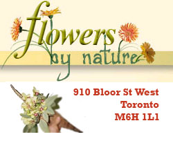 Flowers by Nature - Toronto