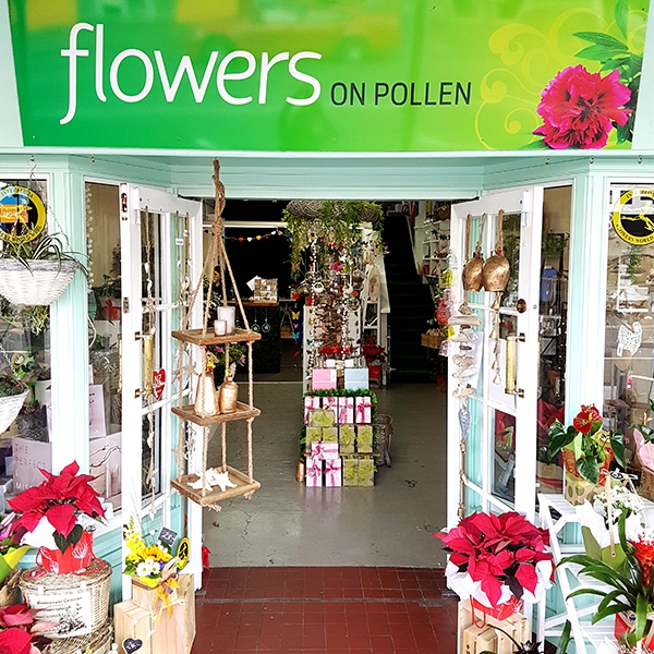 Flowers On Pollen Ltd