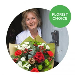 Order Christmas Florist Choice flowers