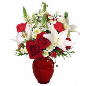 Order Captivating Christmas flowers
