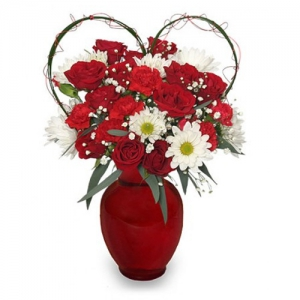 Order Because I Love You flowers