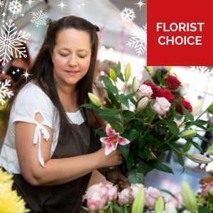 Order Christmas Florist Choice  flowers