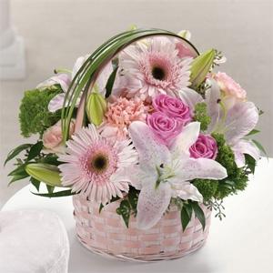 Stunning basket