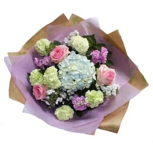 Stylish Pastel Bouquet
