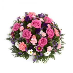 Funeral Posy (Pink)