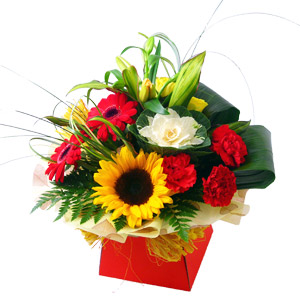 Contemporary All Season Collection Bouquet