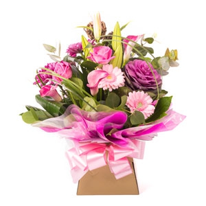 Order Ps I love you flowers