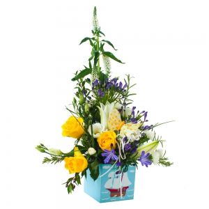Order New Baby Boy Flowers flowers