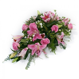 Order Single Ended Spray (Pink) flowers