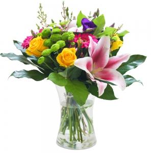 Order An Elegant Vase flowers