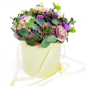 Order Heaven In A Hatbox flowers