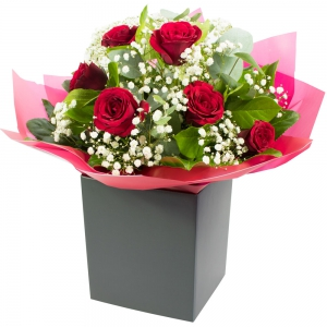 Order Six Stolen Kisses flowers