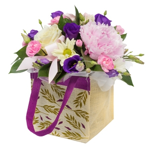 Order Little Bag of Heaven flowers