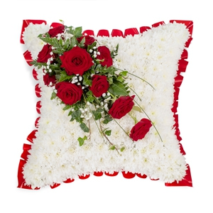 Order Pillow SYM-333 flowers
