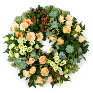 Order Eco Wreath SYM-354 flowers